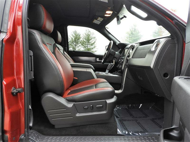 ford F150 Svt raptor supercab 4wd 2014 prix tout compris hors homologation 4500€