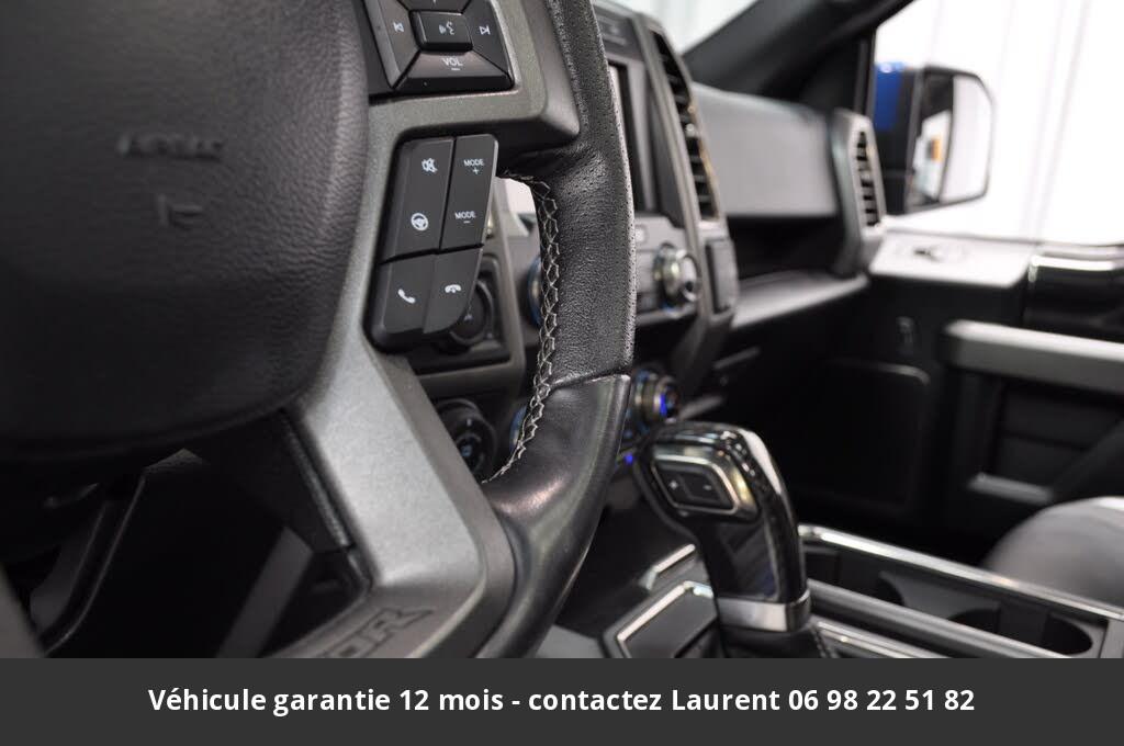 ford F150 Svt raptor supercrew 4wd 2019 prix tout compris hors homologation 4500 €