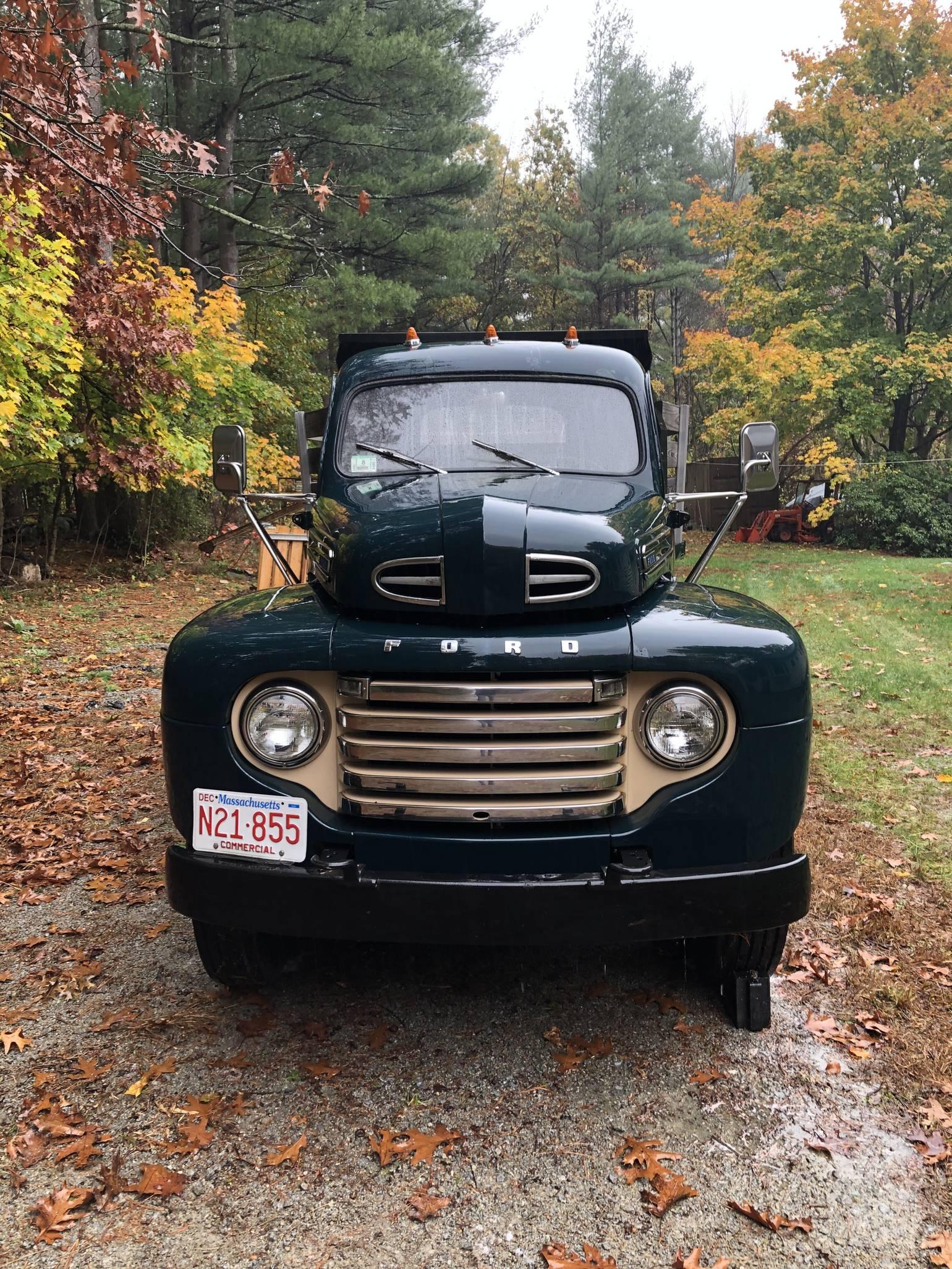 Ford F5 12v 1948 prix tout compris