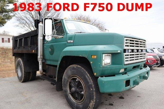 Ford F7000 N.c. 1983