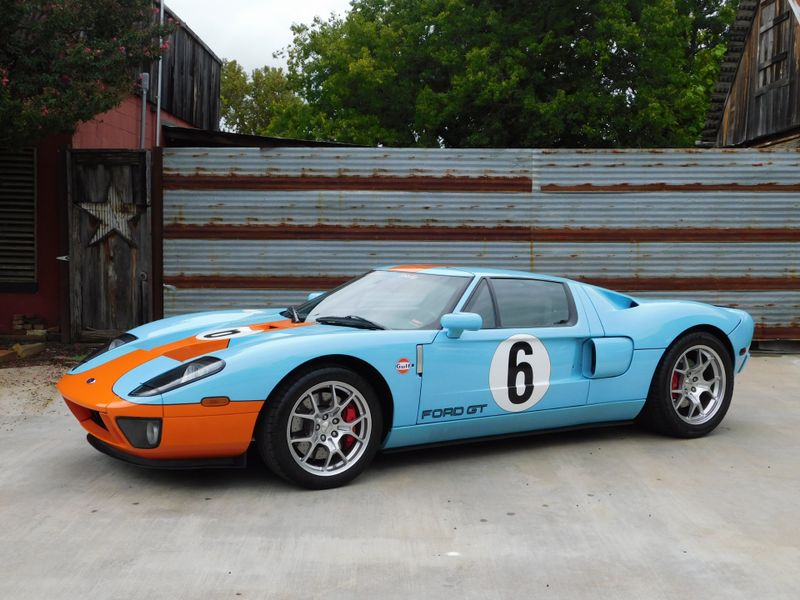 Ford GT Base 2006