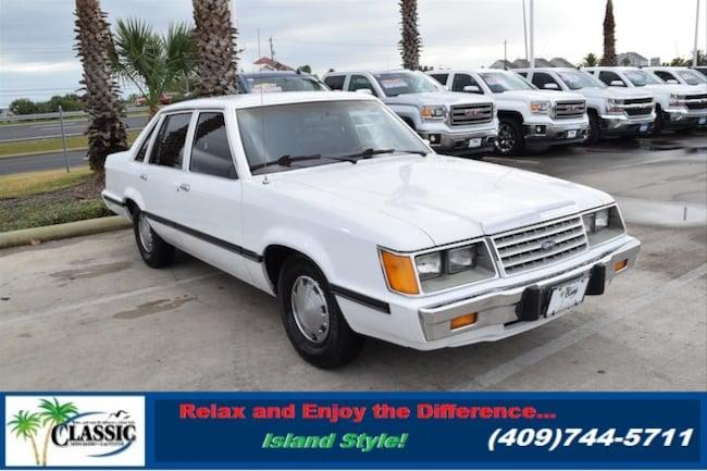 Ford LTD 4-door 1986