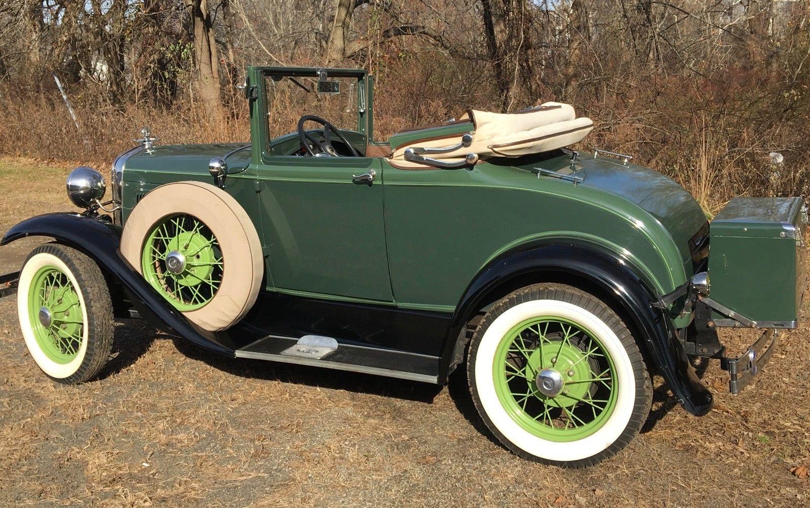 Ford Model A N.c.