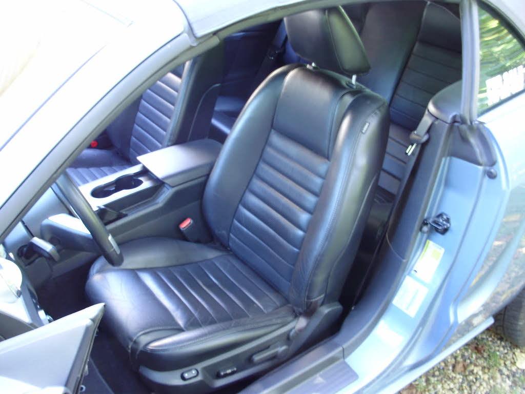 ford mustang gt premium convertible Gt v8 2007 prix tout compris hors homologation 4500€