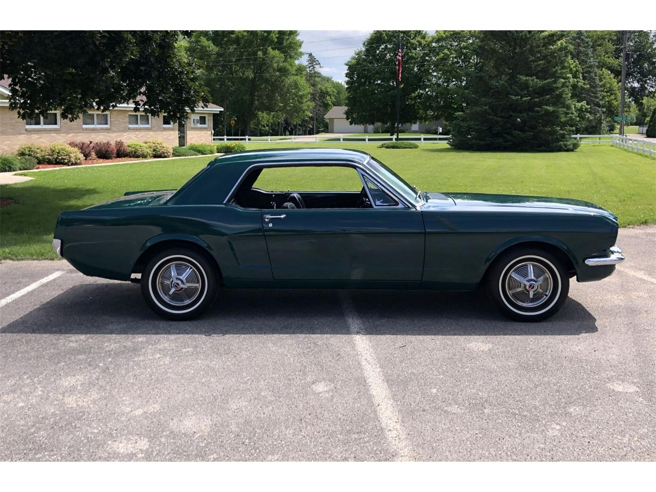 Ford Mustang 1964 prix tout compris 1964