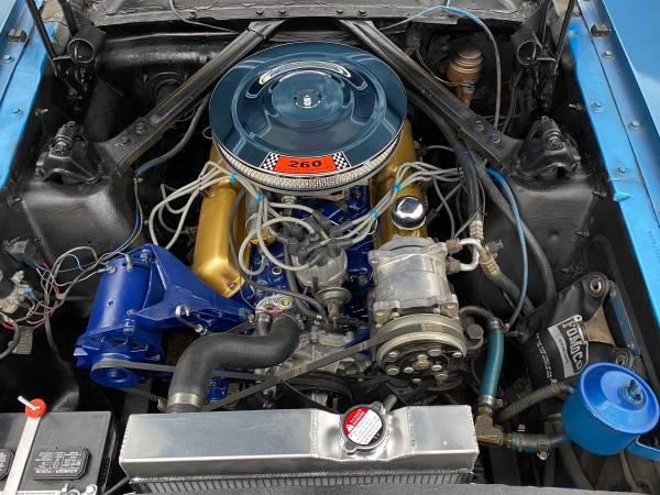 Ford Mustang V8 1964 prix tout compris