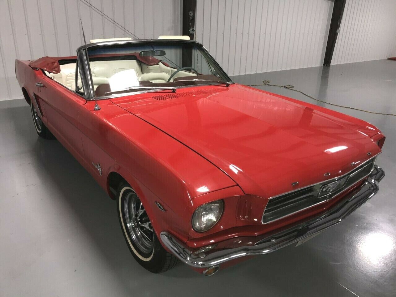 Ford Mustang Rapport expértise dispo. v8 289 1964 prix tout compris 1964