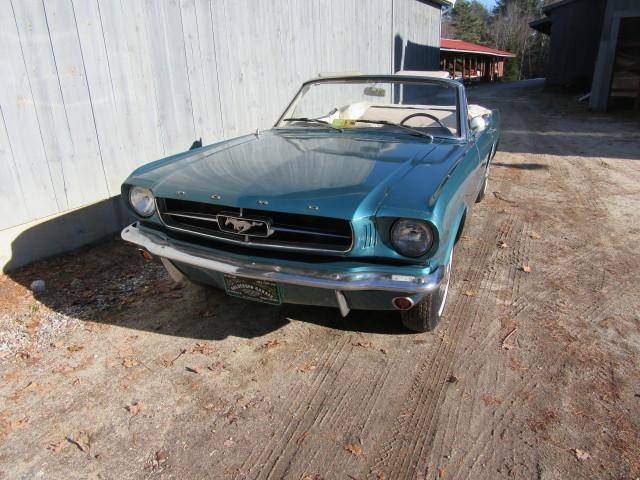 Ford mustang Mustang 1965