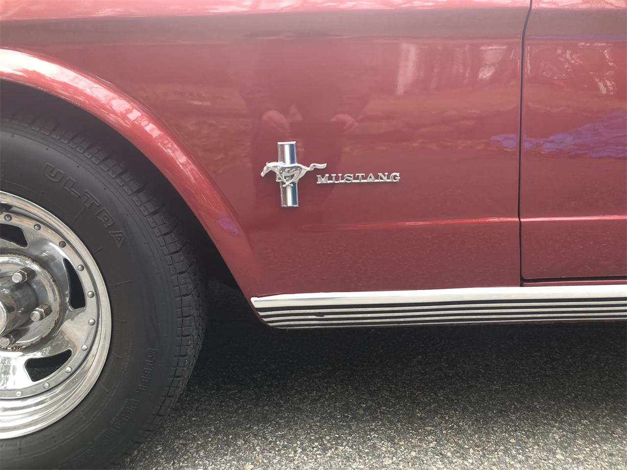 Ford Mustang V8 289 prix tout compris