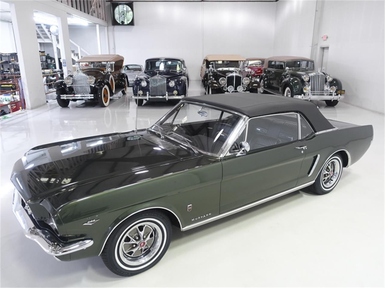 Ford Mustang Pony package 1965 prix tout compris