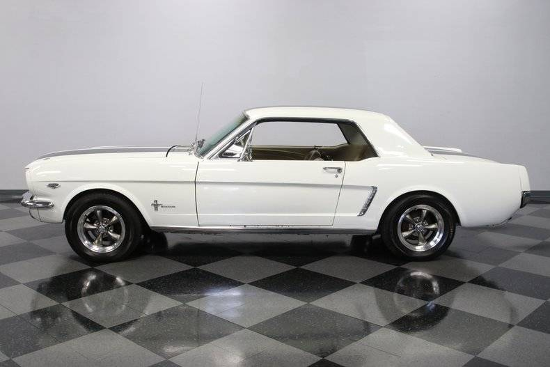 Ford Mustang 1965 v8 289 code c prix tout compris