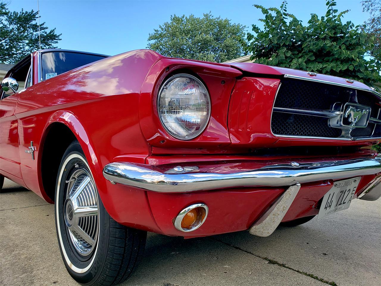 Ford Mustang 1965 dossier dispo 1965 prix tout compris