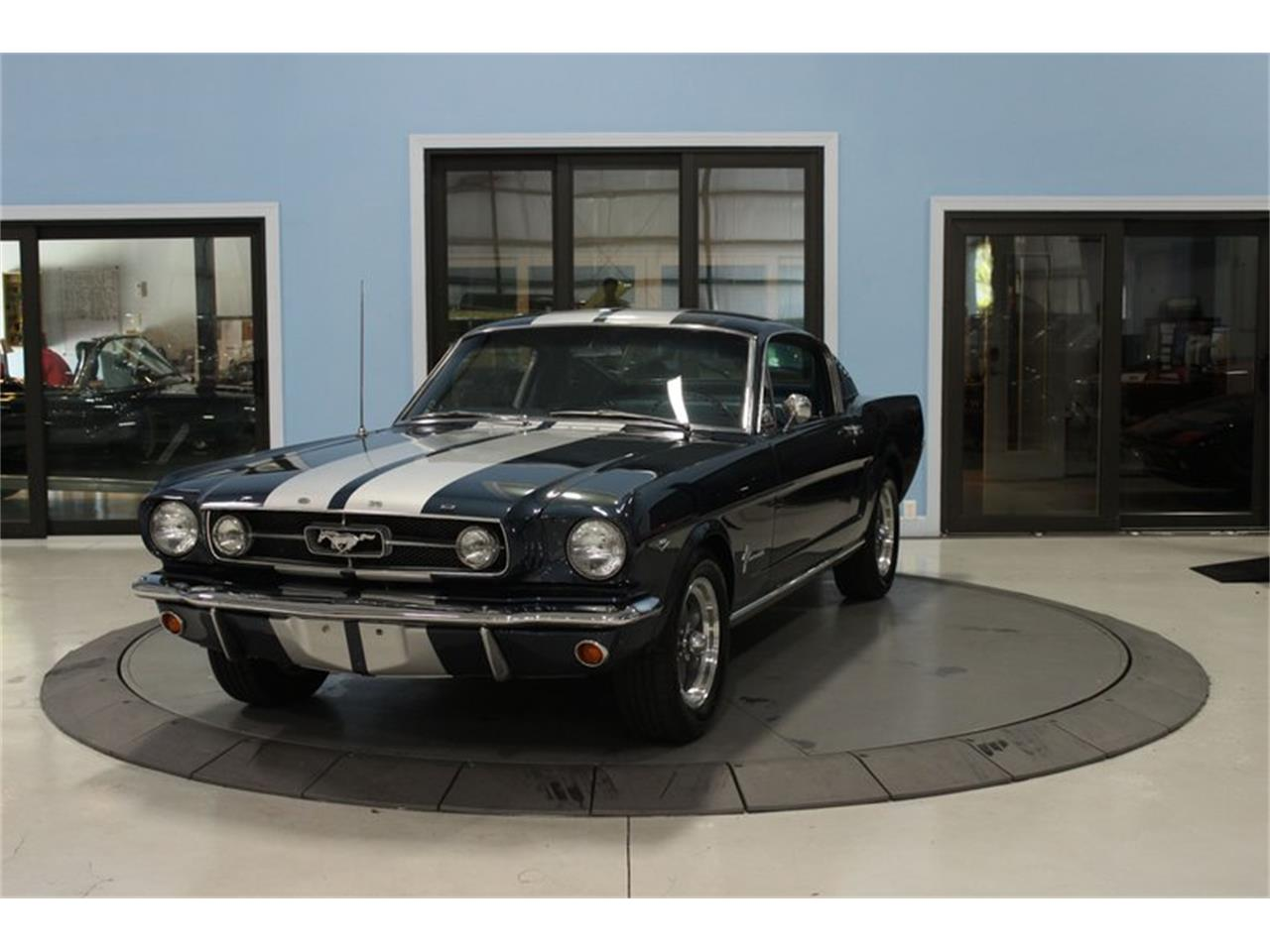 Ford Mustang Fastback 1965 prix tout compris 1965
