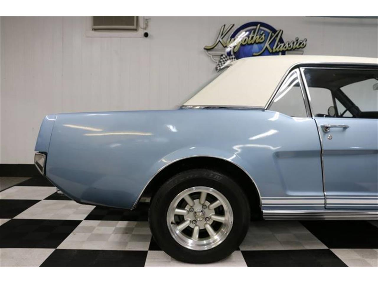 Ford Mustang 1965 prix tout compris