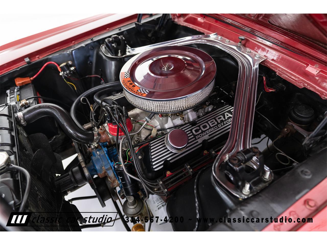 Ford Mustang V8 1965 prix tout compris