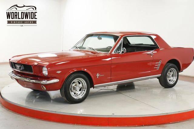 Ford Mustang V8 gta 1965 prix tout compris 1965