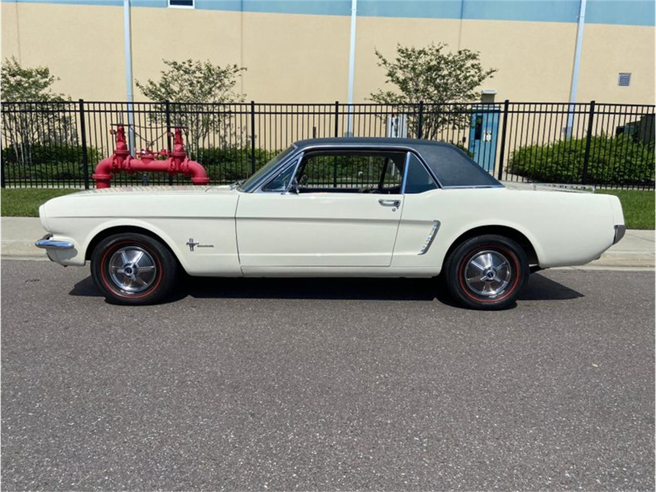 Ford Mustang 1965 prix tout compris 1965