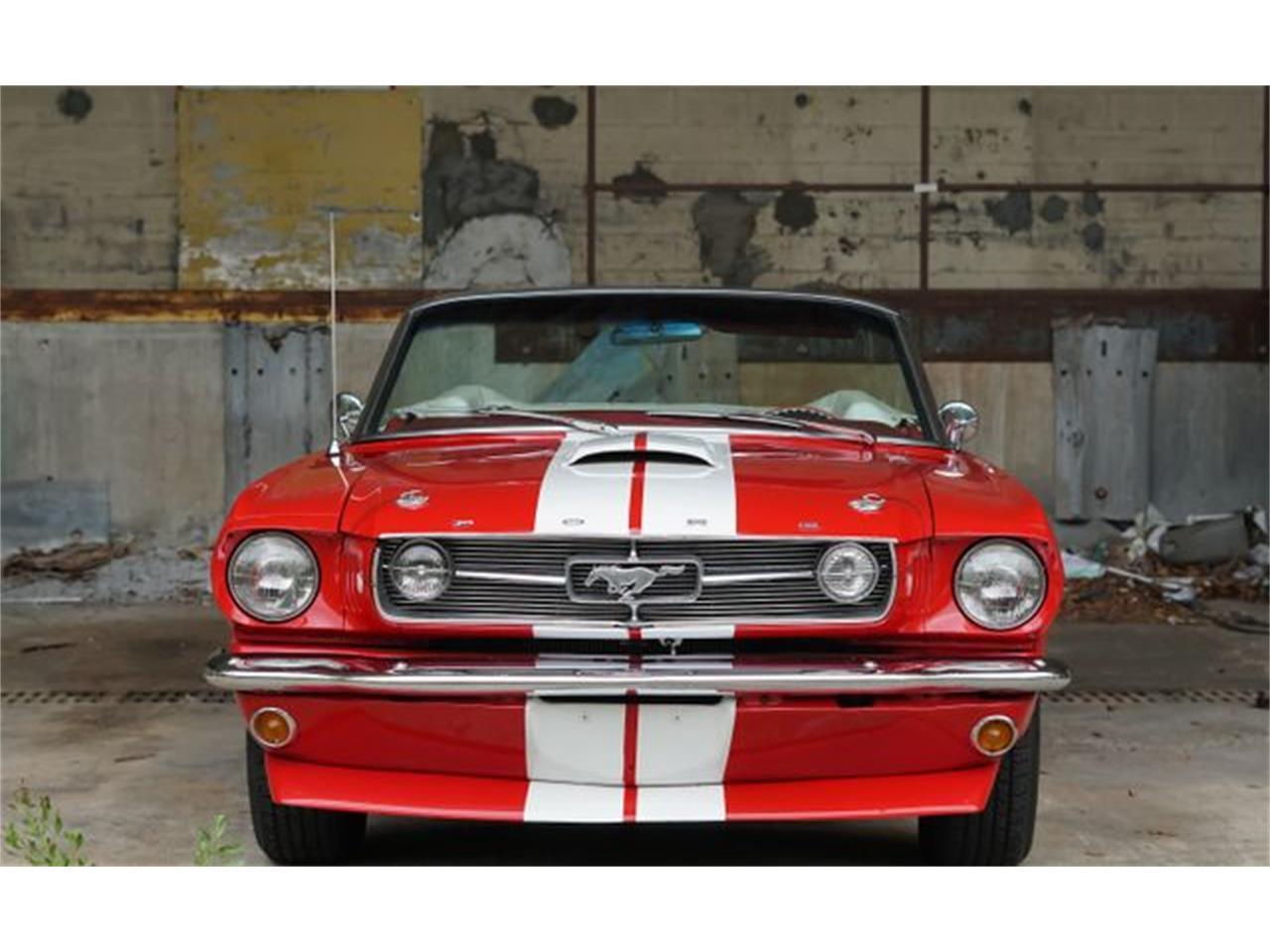 Ford Mustang V8 réplique shelby 350 1965 prix tout compris 1965