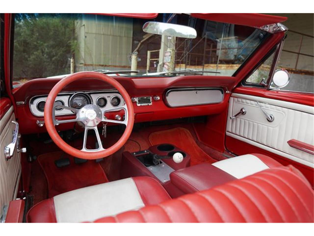 Ford Mustang V8 réplique shelby 350 1965 prix tout compris