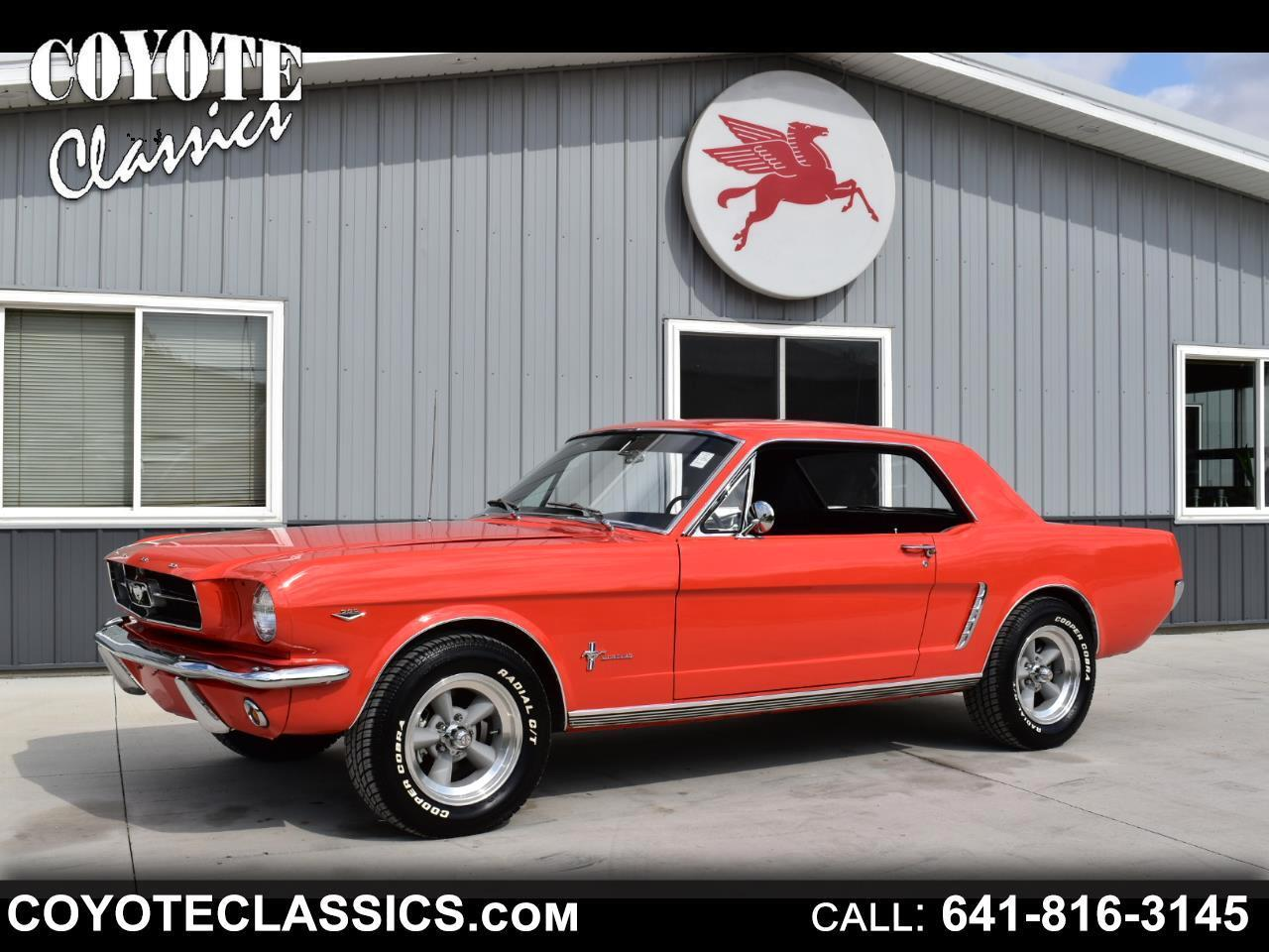 Ford Mustang Gt a v8 1965 prix tout compris 1965