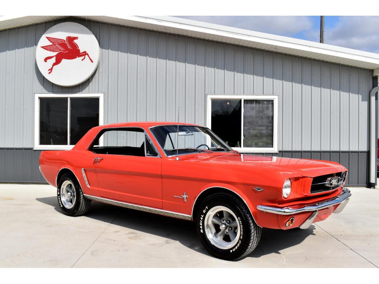Ford Mustang Gta v8 1965 réstaurée prix tout compris 1965
