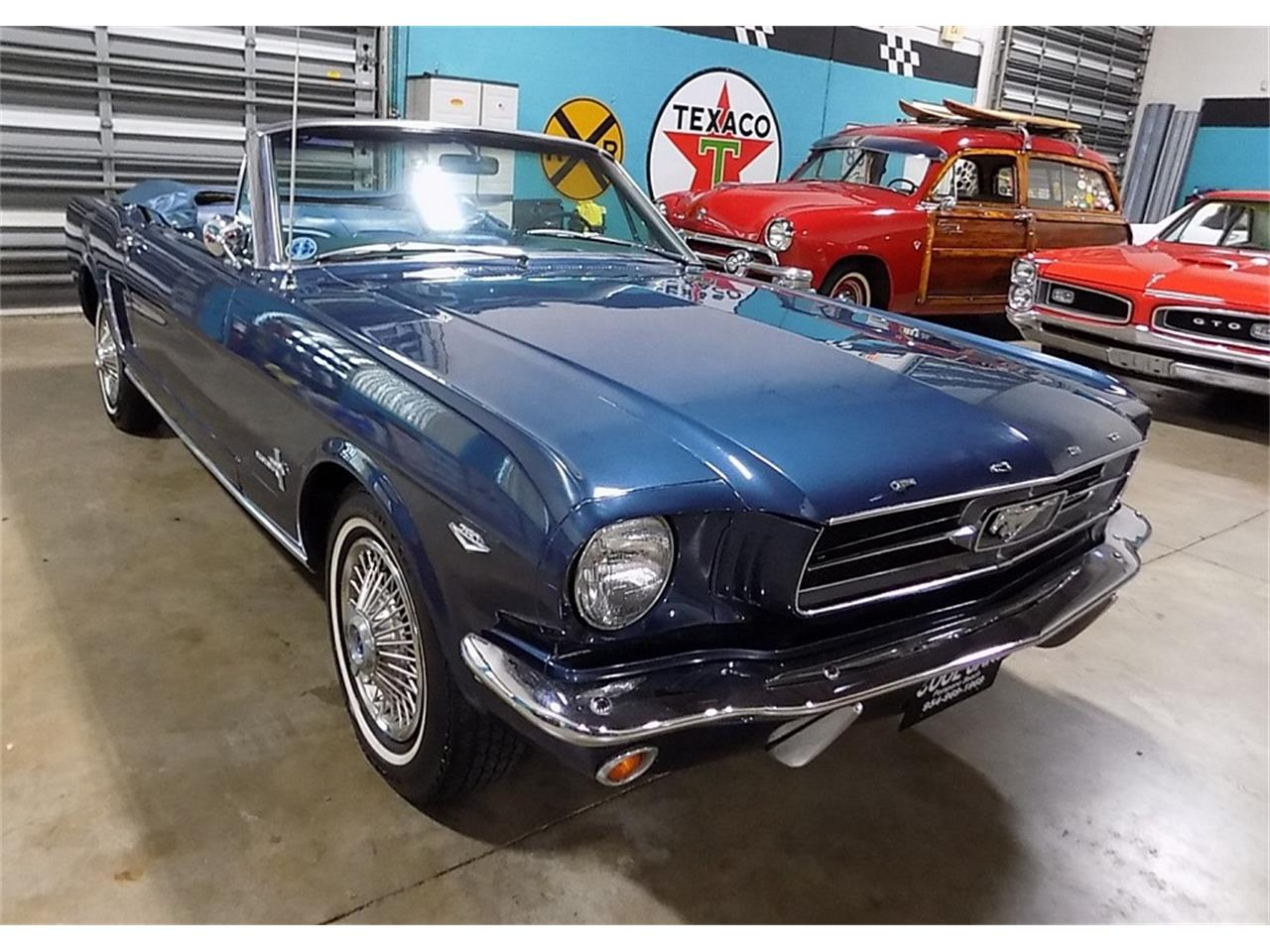 Ford Mustang 1965 v8 prix tout compris 1965