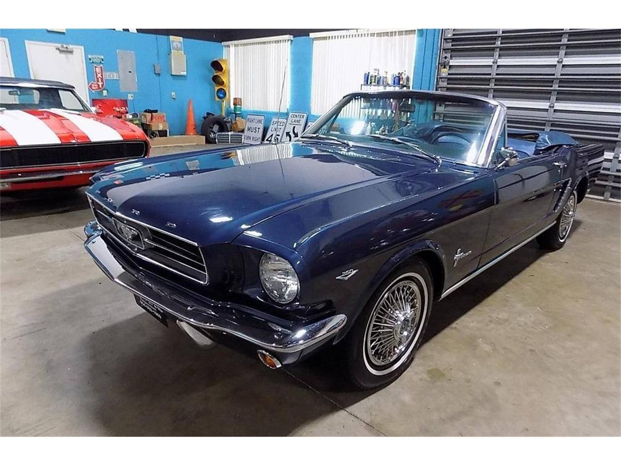 Ford Mustang V8 1965 prix tout compris 1965
