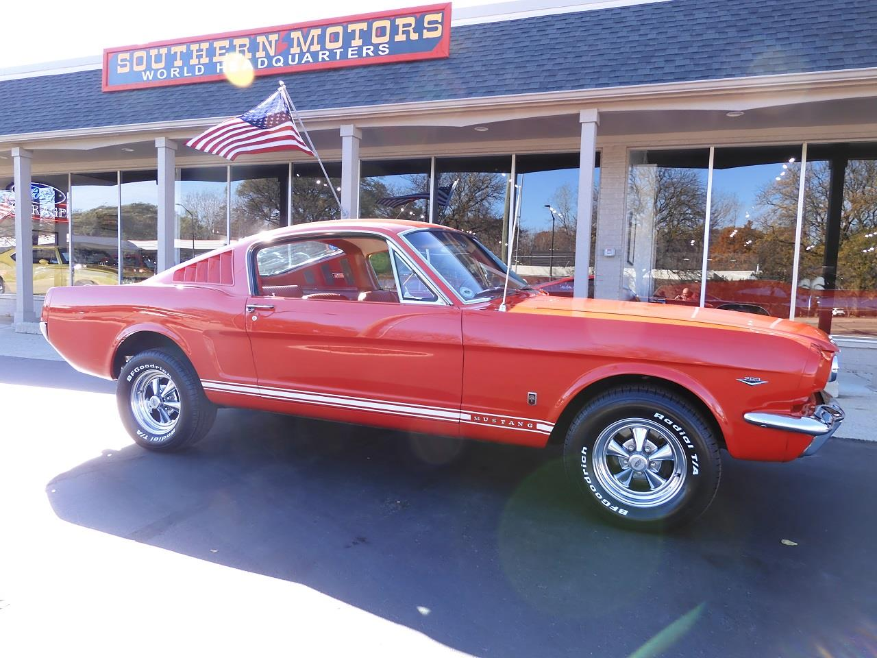 Ford Mustang  Gt pony pack code a matching 1965 prix tout compris 1965