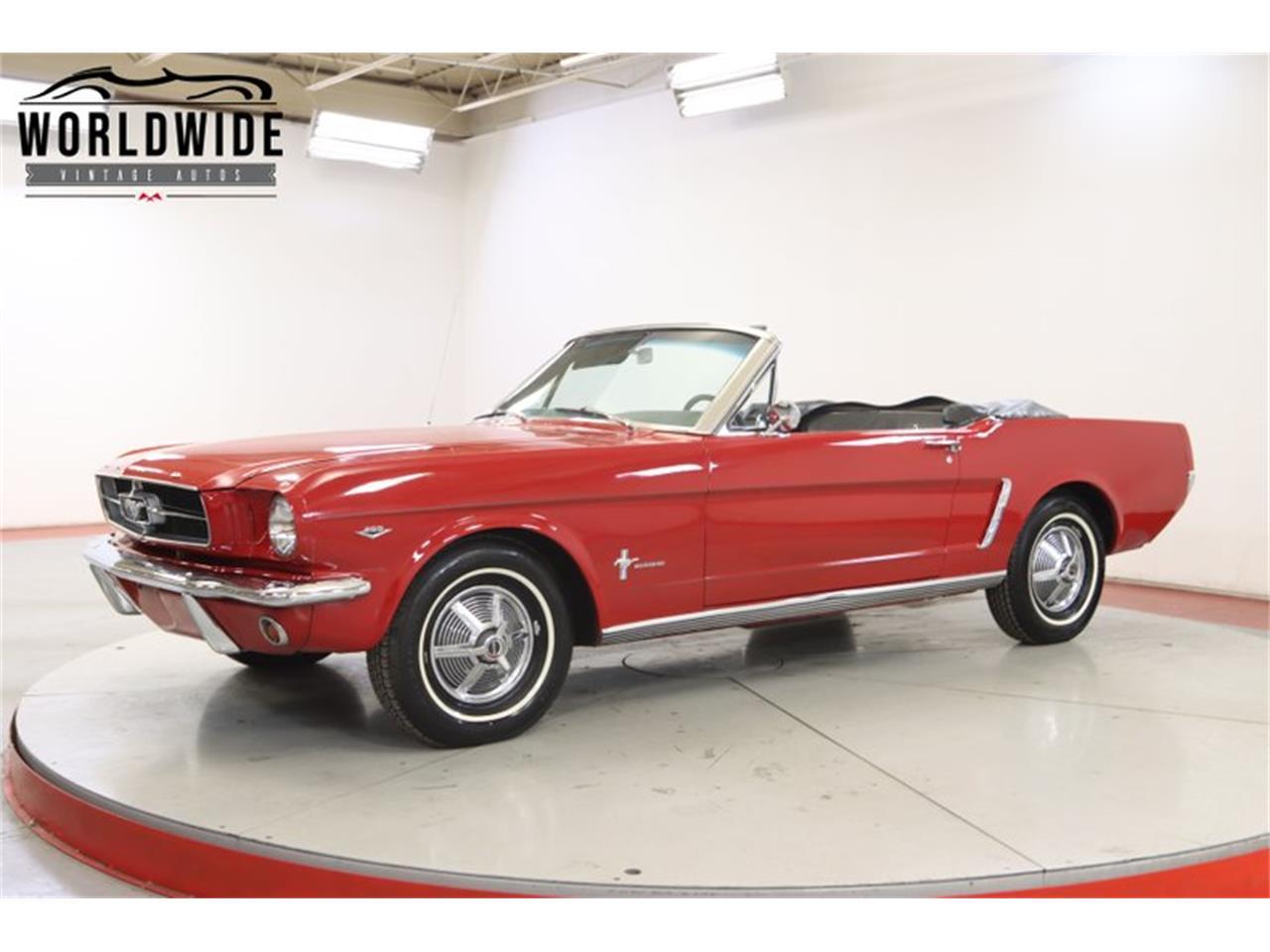 Ford Mustang Gta v8 1965 prix tout compris 1965