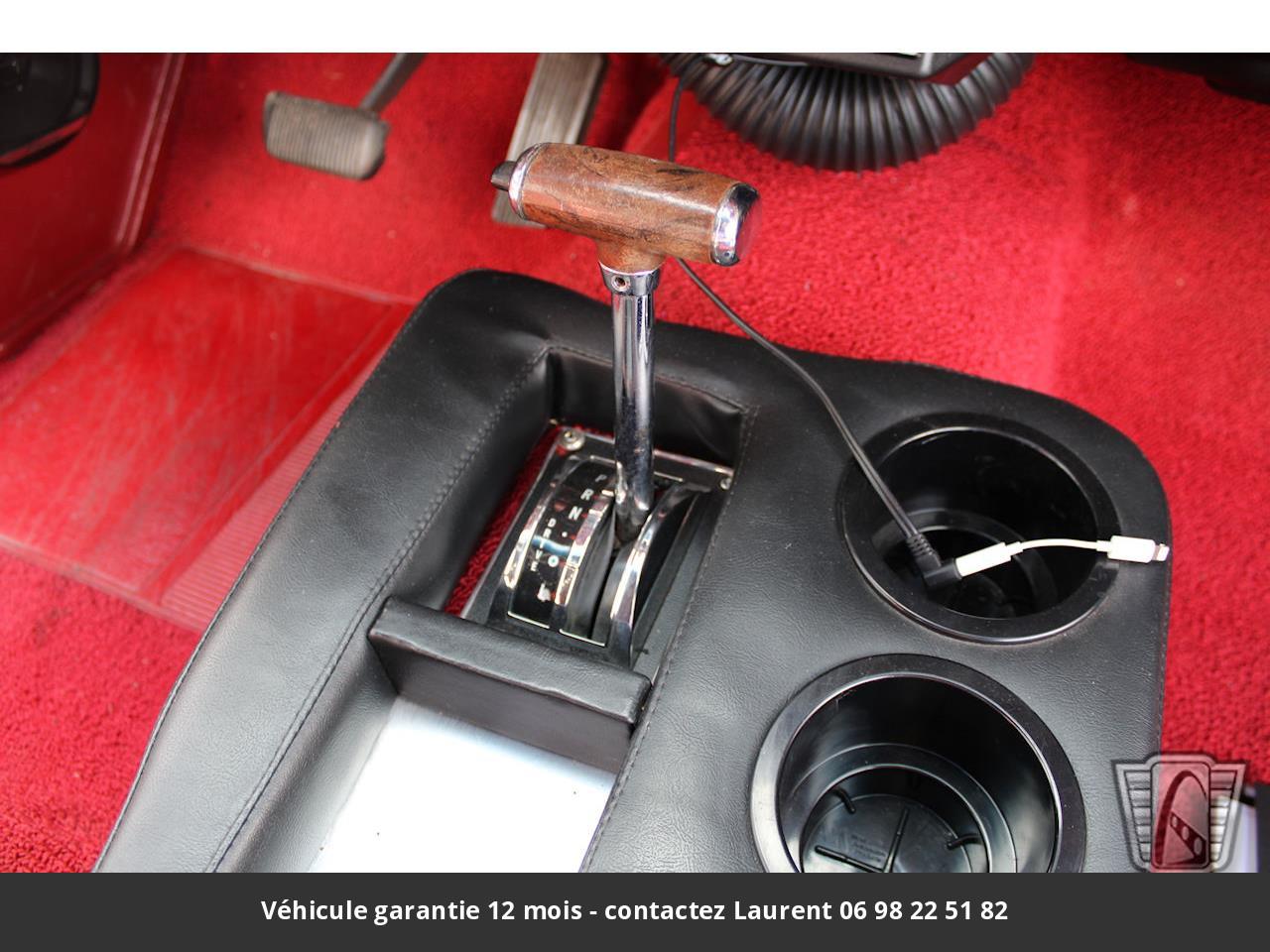 Ford Mustang Fastback v8 289 1965 prix tout compris