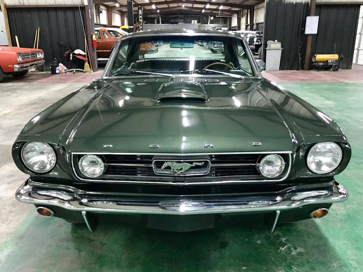 Ford Mustang V8 code a expertise dispo 1966 prix tout compris