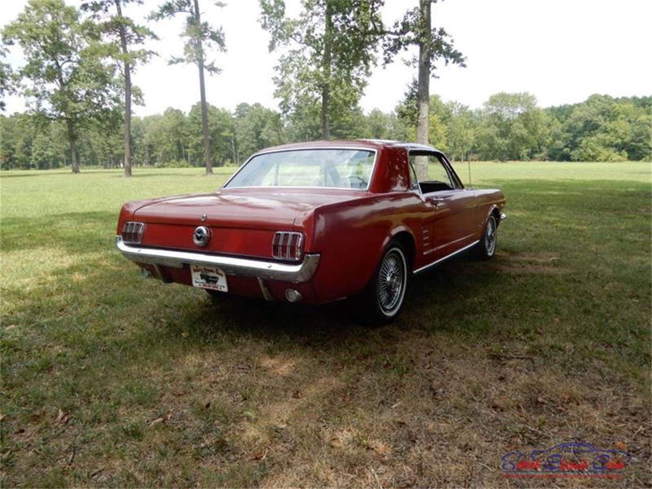 Ford Mustang Restaurées v8 289 1966  prix tout compris