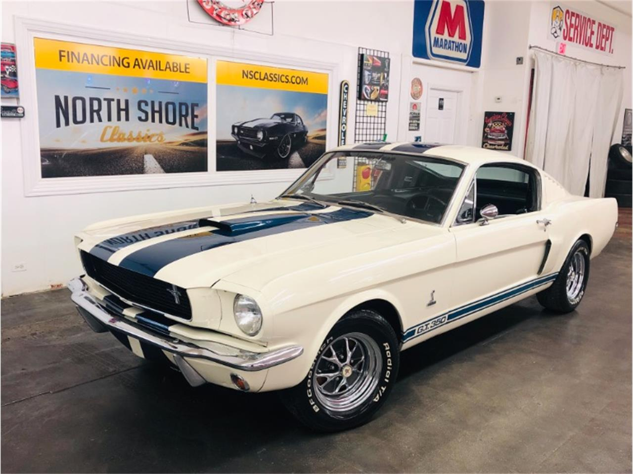 Ford Mustang Fastback 1966 prix tout compris