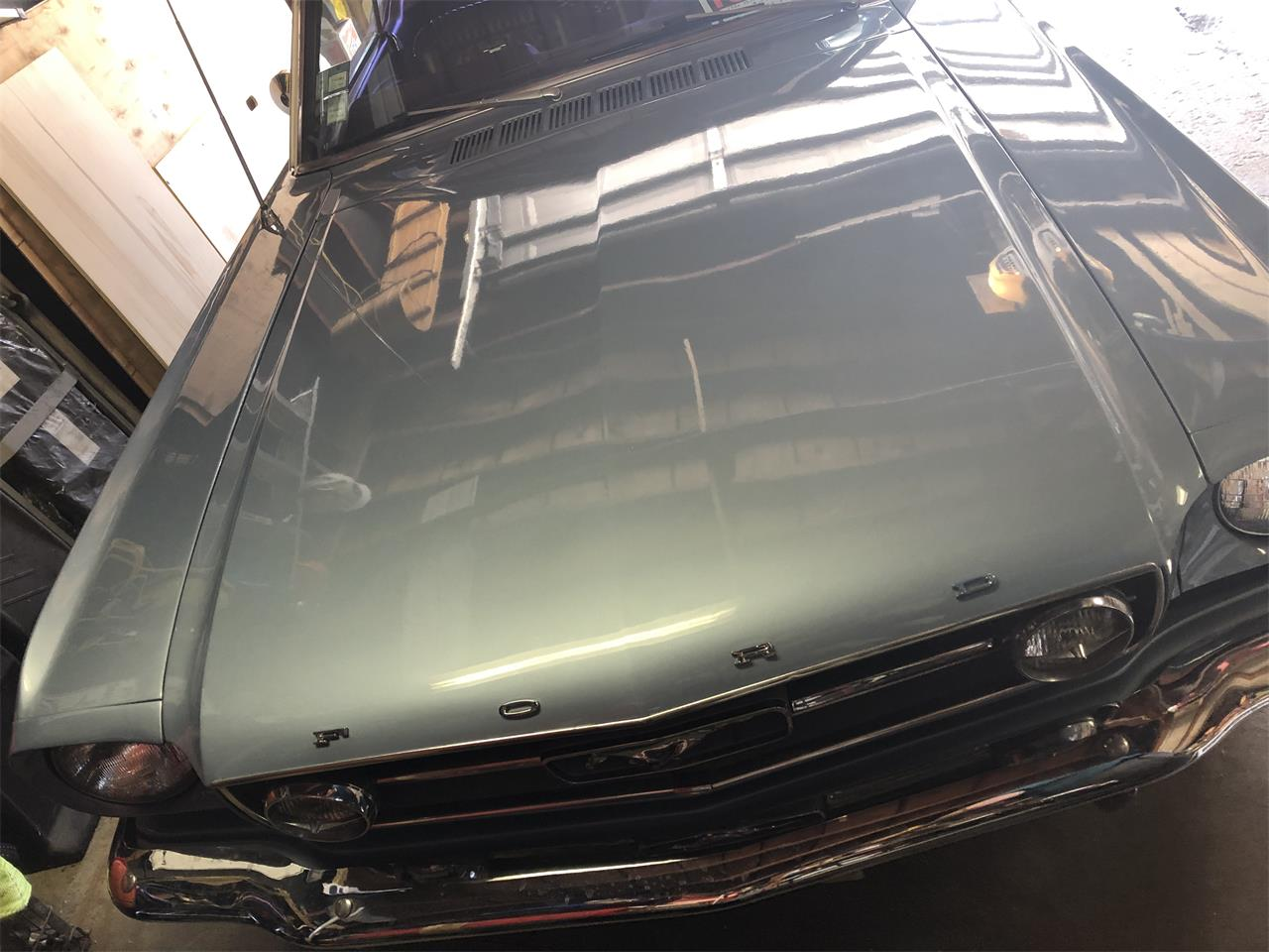 Ford Mustang Pony v8 289 1966 prix tout compris