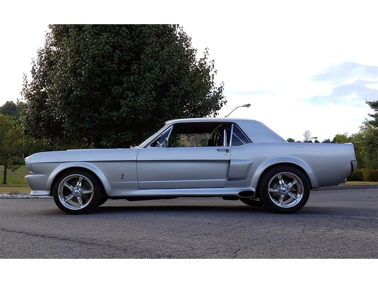 Ford Mustang Prix tout compris 1966