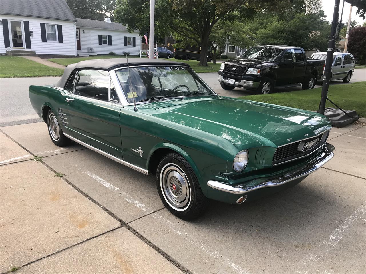 Ford Mustang Expertisée 1966 prix tout compris 1966