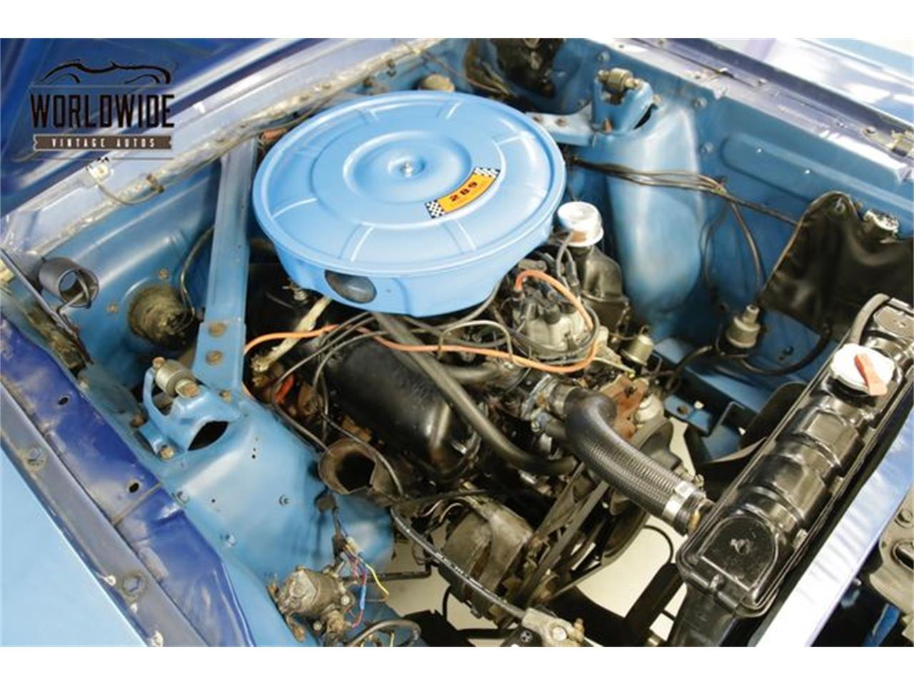 Ford Mustang V8 history 1966 prix tout compris