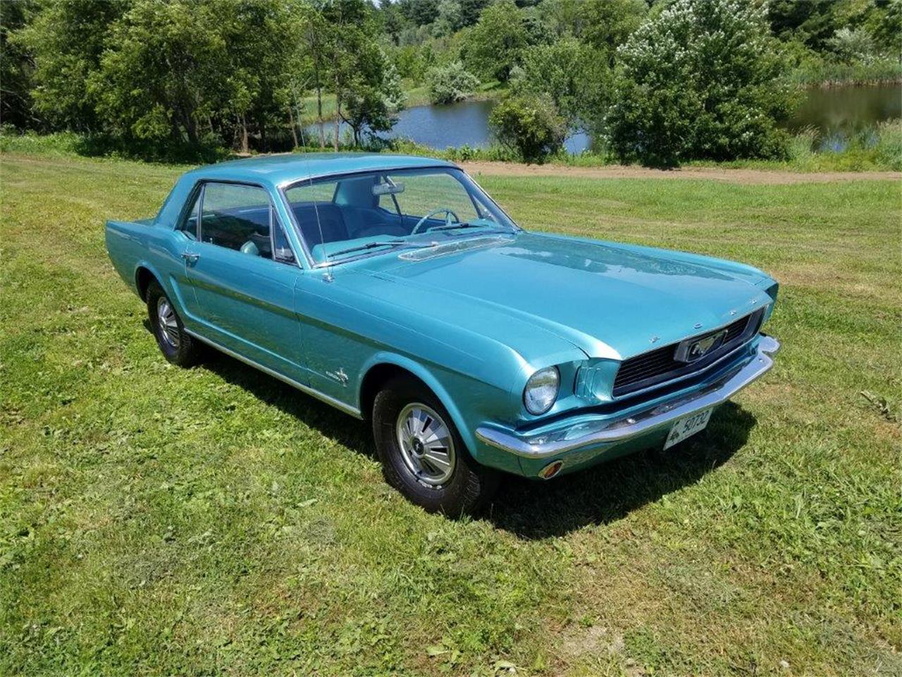 Ford Mustang 1966 prix tout compris