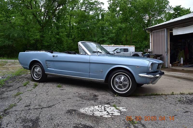 Ford Mustang V8 289 1966 da ce prix tout compris 1966