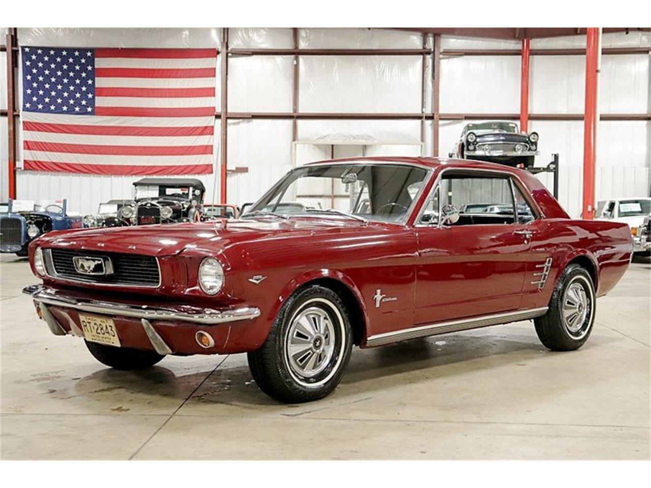 Ford Mustang 100 photos dispo v8 289 1966 prix tout compris 1966