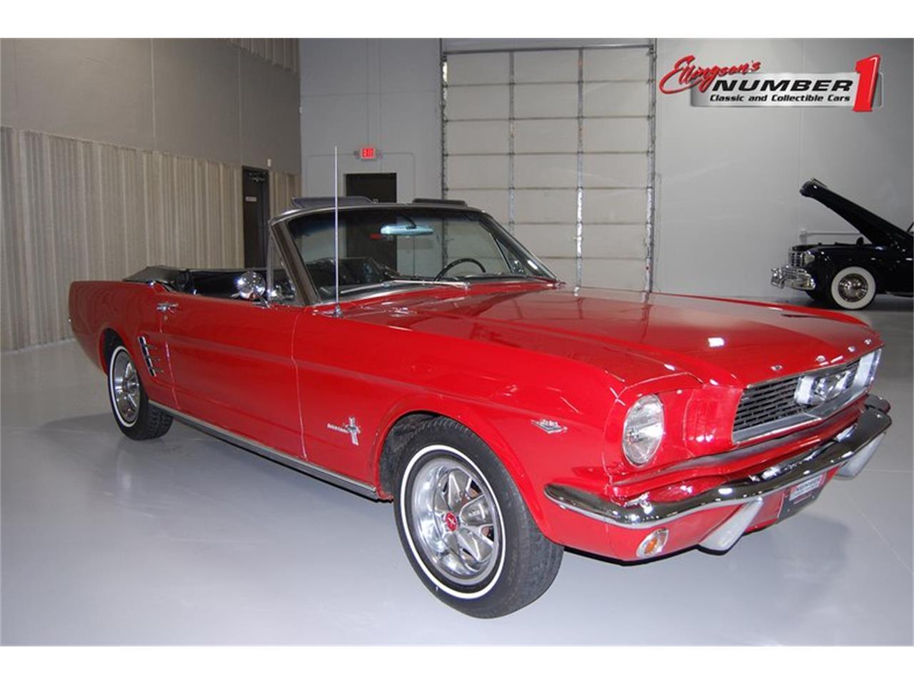 Ford Mustang Prix tout compris 1966