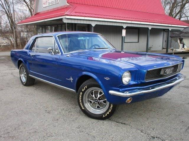 Ford Mustang V8 1966 prix tout compris 1966