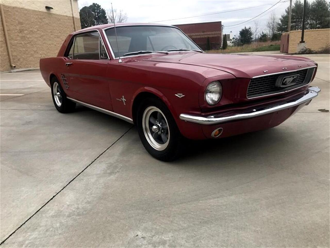 Ford Mustang V8 289 1966 prix tout compris 1966