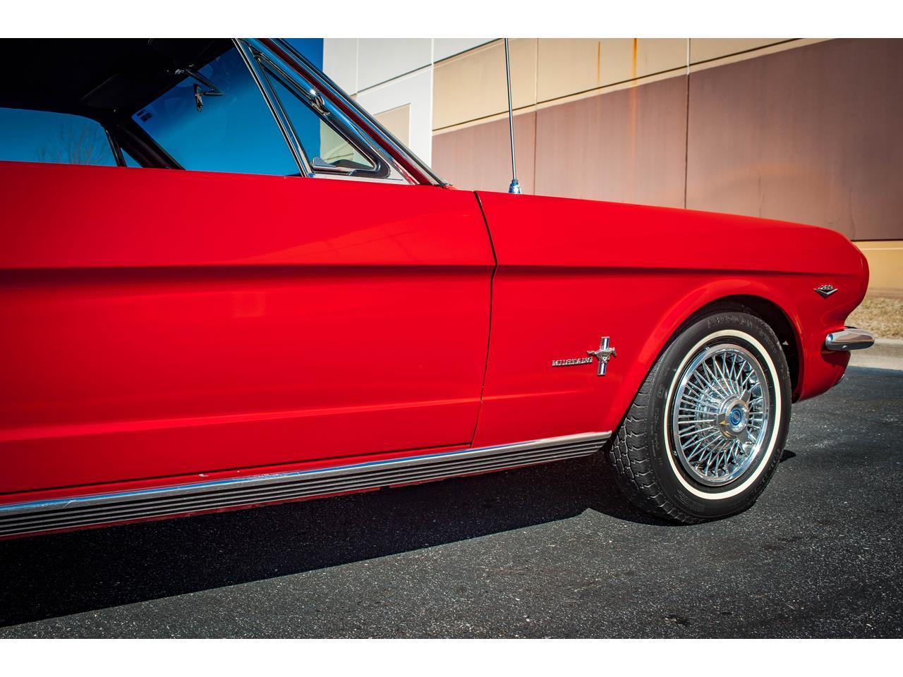 Ford Mustang Historique v8 289 1966 prix tout compris