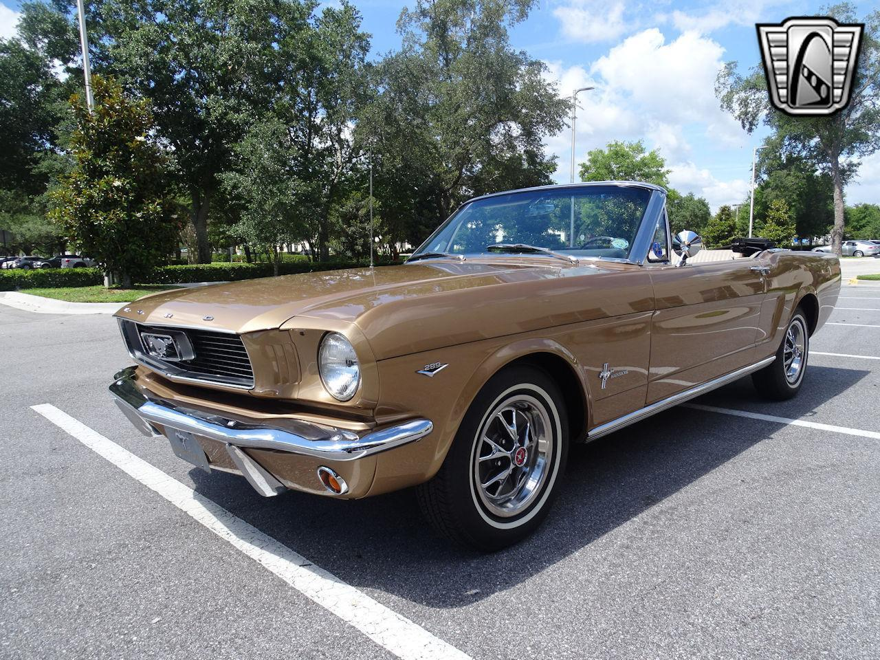 Ford Mustang V8 pony 1966 prix tout compris 1966