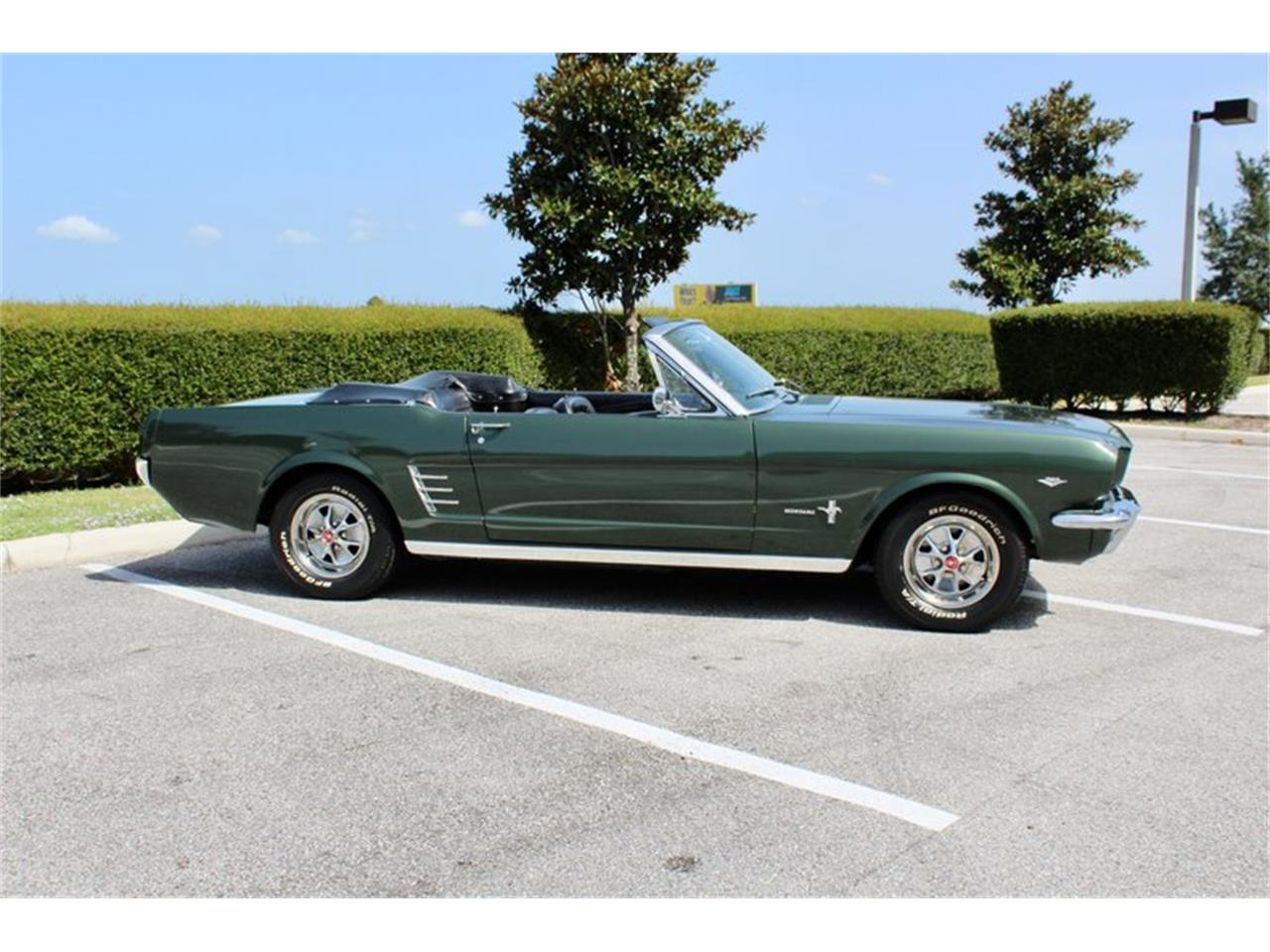 Ford Mustang V8 289 code c 1966 prix tout compris 1966
