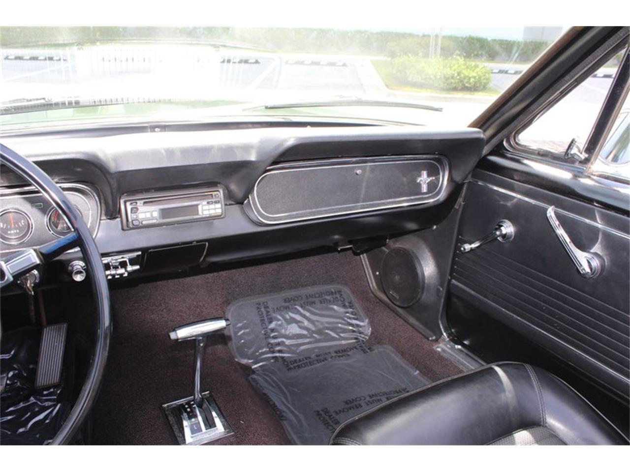 Ford Mustang V8 289 code c 1966 prix tout compris