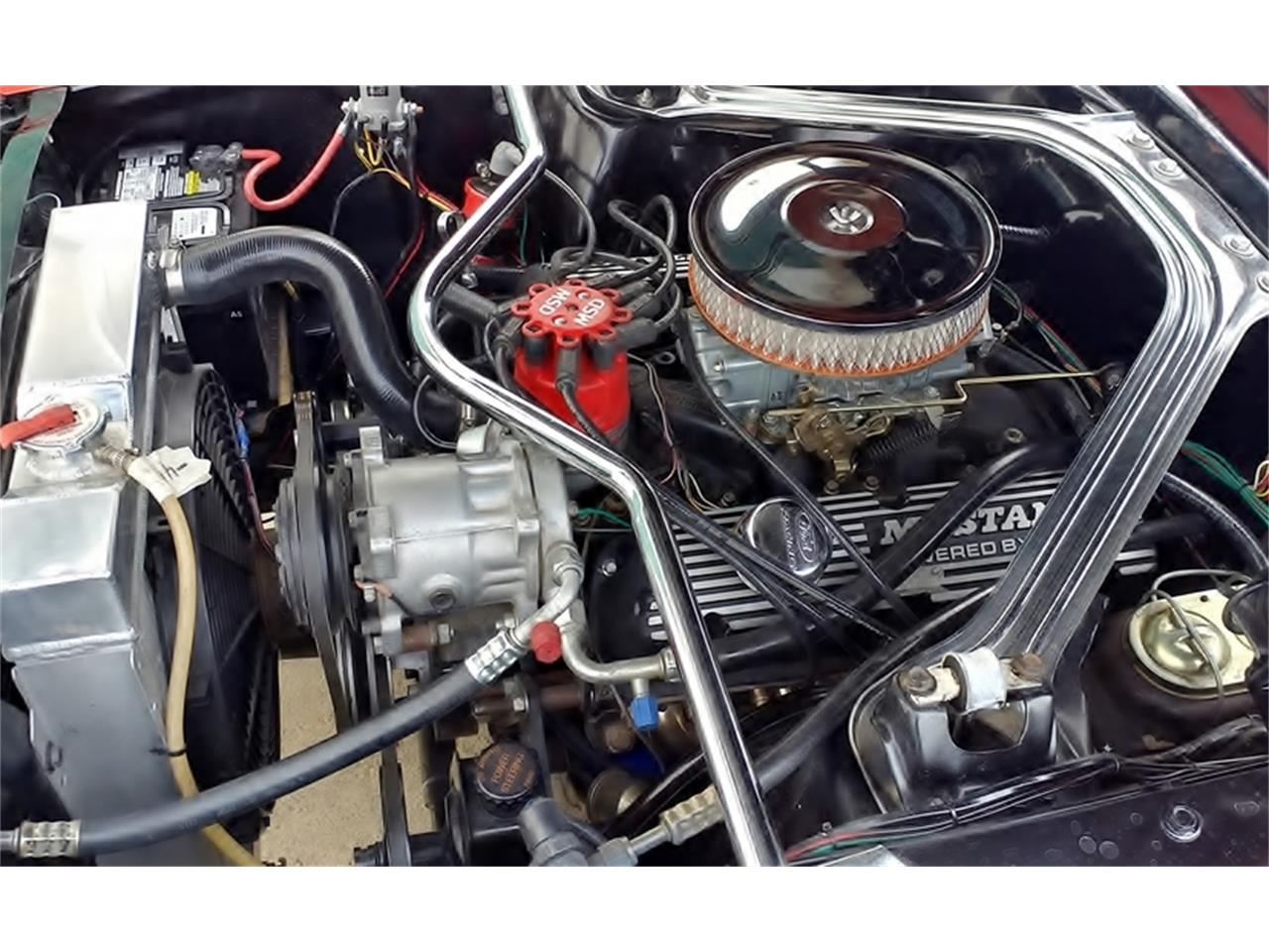 Ford Mustang  Shelby gt350 v8 k code 1966  prix tout compris