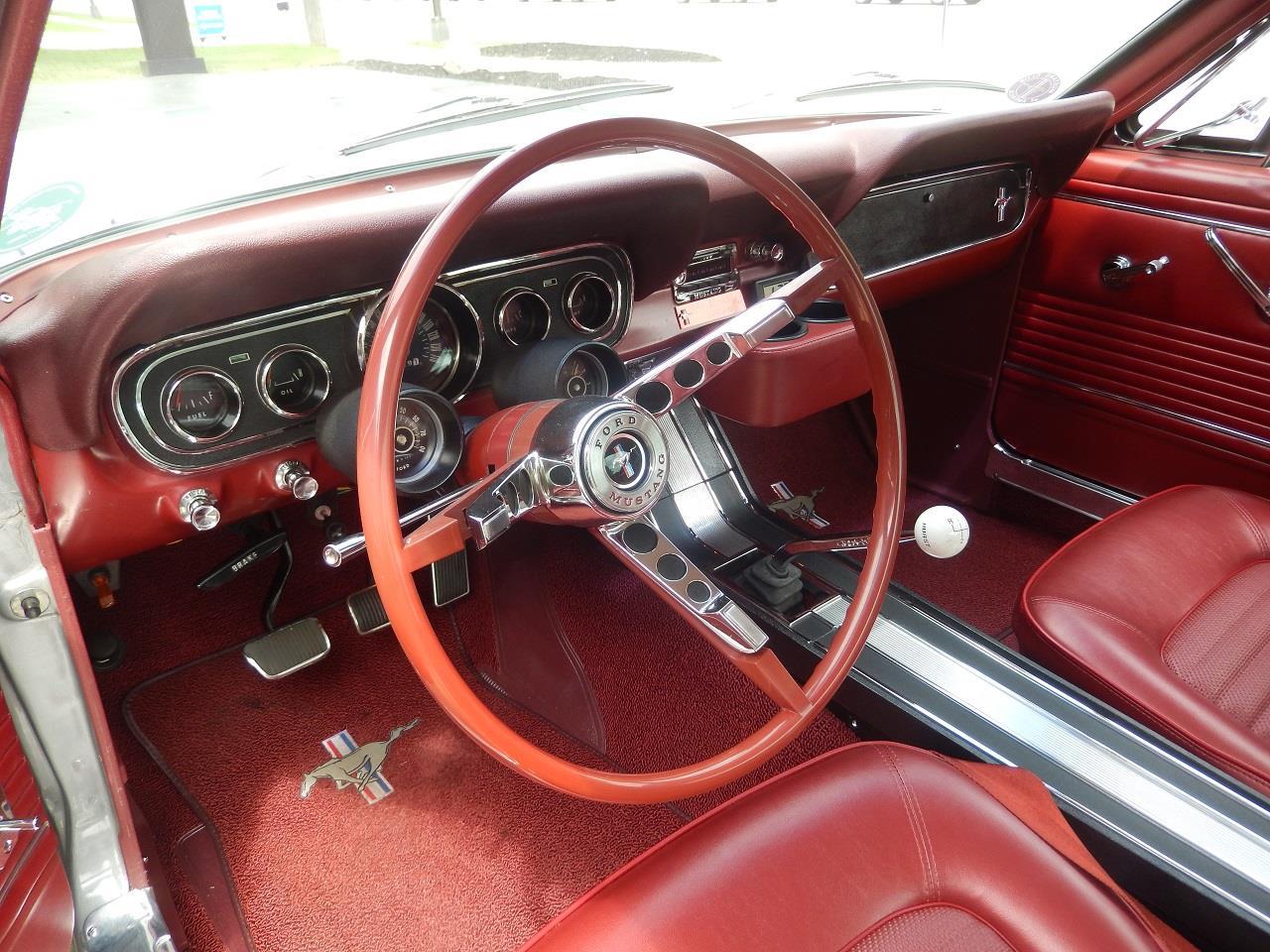 Ford Mustang Fastback v8 1966 prix tout compris