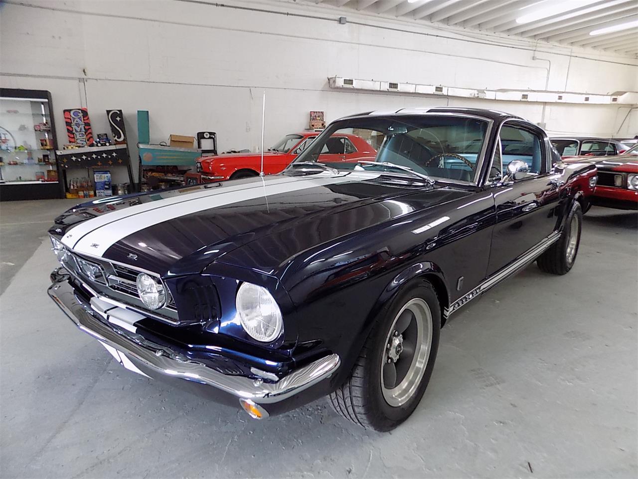 Ford Mustang Fastback gt v8 1966 prix tout compris 1966